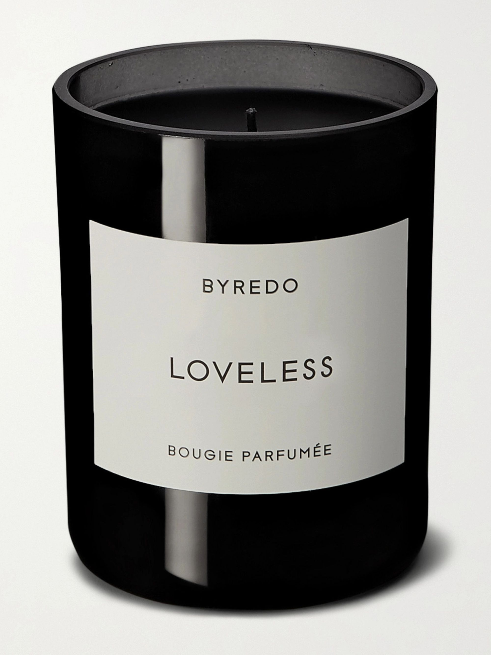 BYREDO Loveless Scented Candle, 240g