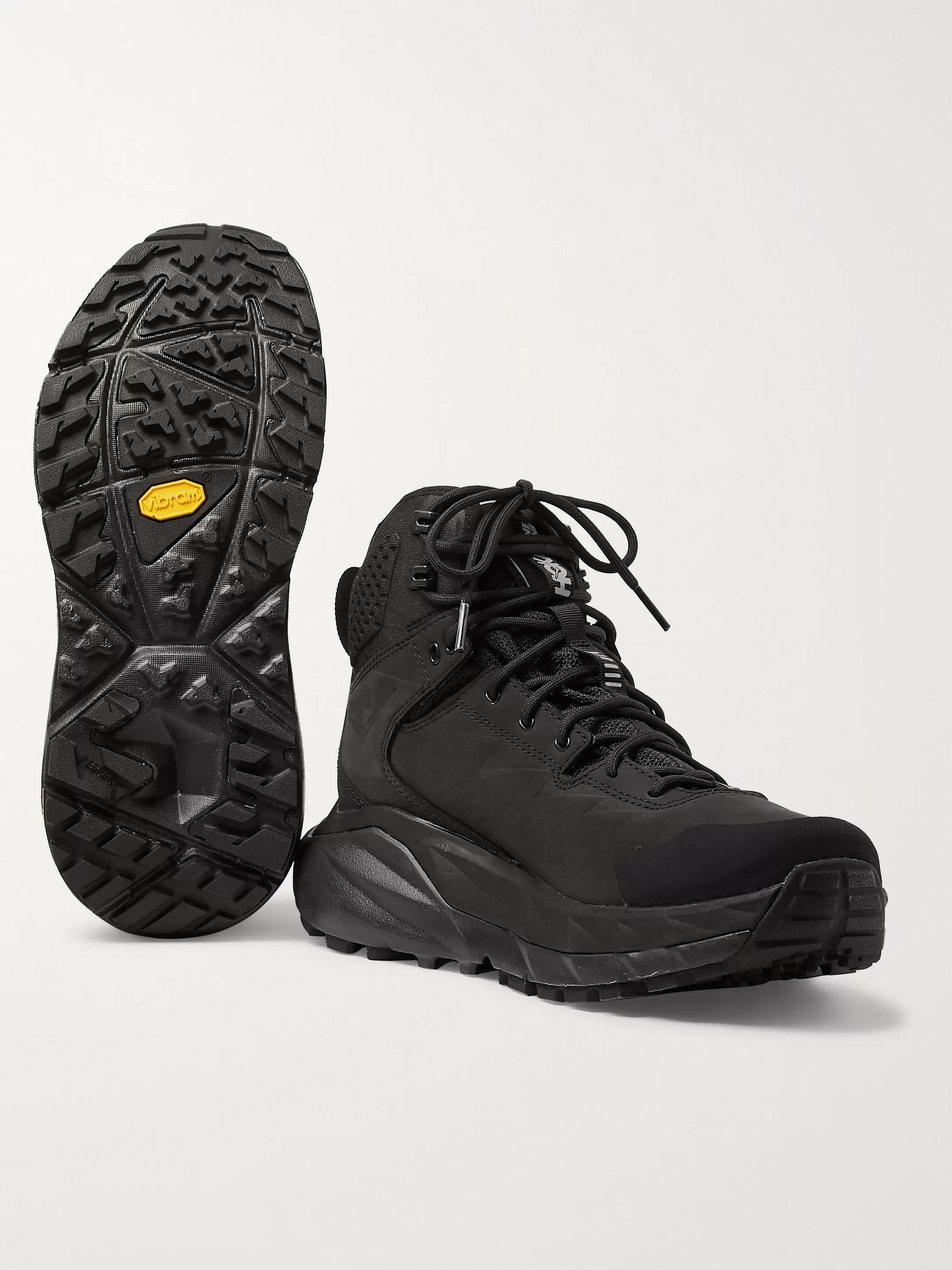 Hoka One One Kaha GORE-TEX and Leather Boots