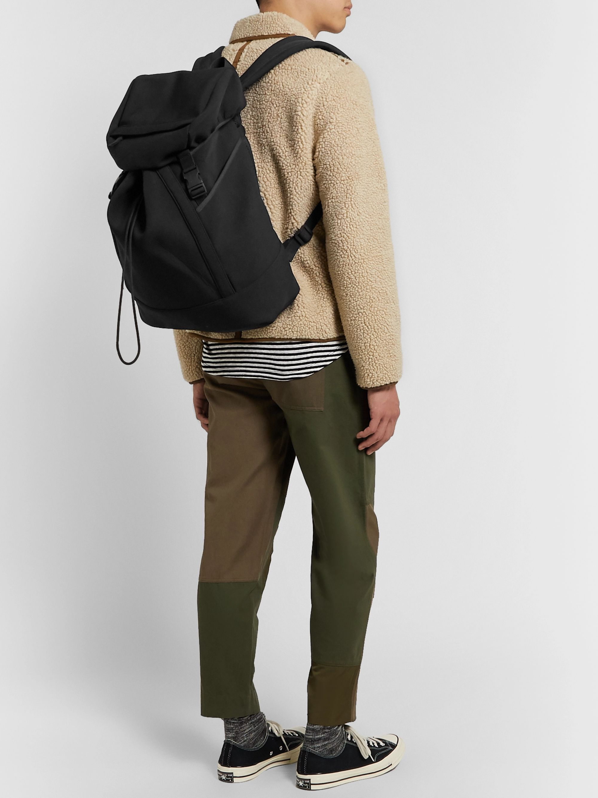 James Perse Sequoia Mountain Neoprene Backpack