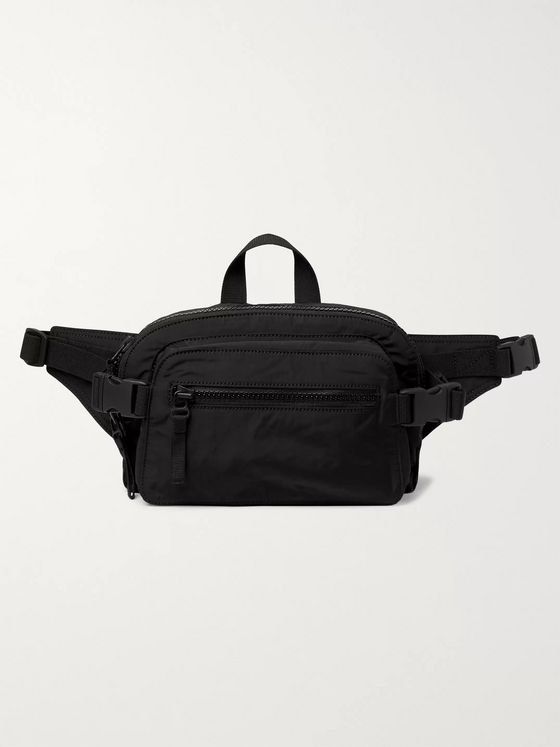 James Perse Nylon Belt Bag