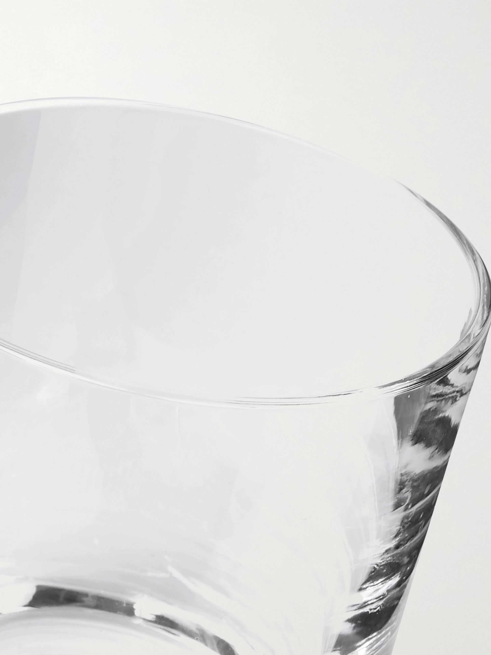 Kingsman + Higgs & Crick Set of Two Crystal Whiskey Tumblers