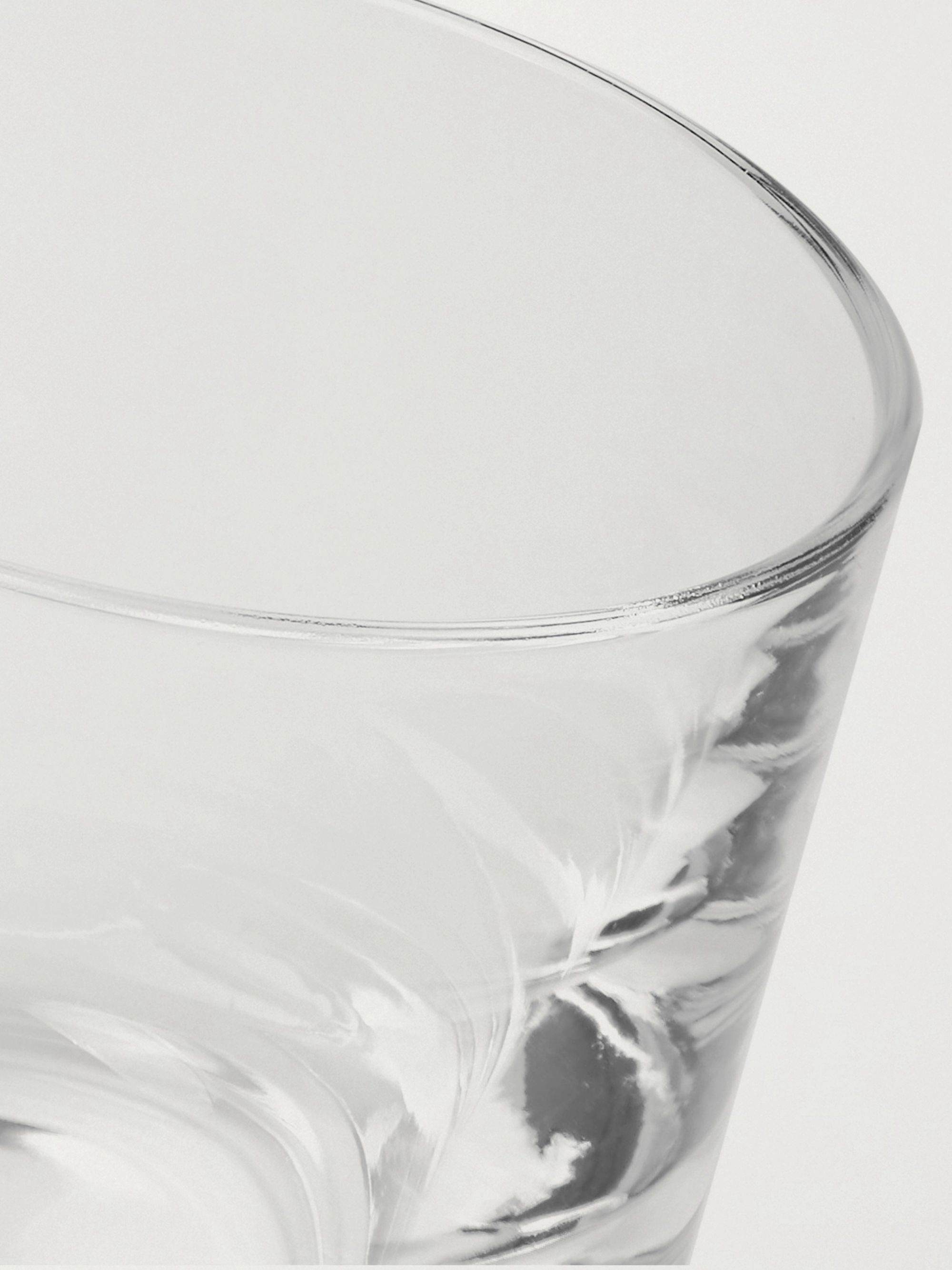 Kingsman + Higgs & Crick Set of Two Crystal Shot Glasses