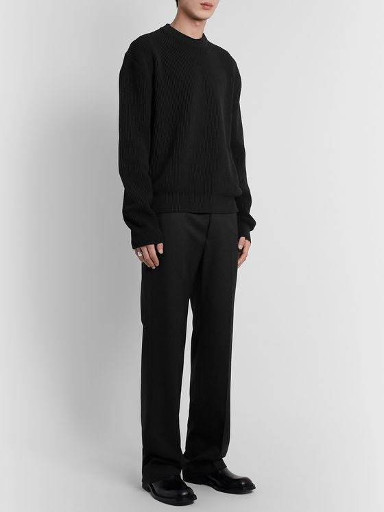 BOTTEGA VENETA Ribbed-Knit Sweater