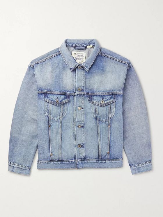 Levi's® Made & Crafted® Type III Denim Jacket
