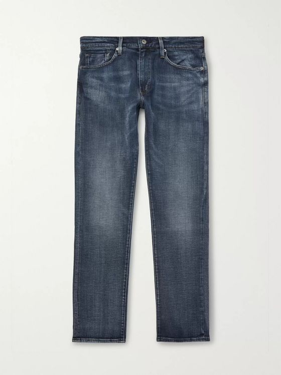 Levi's® Made & Crafted® 511 Slim-Fit Selvedge Stretch-Denim Jeans