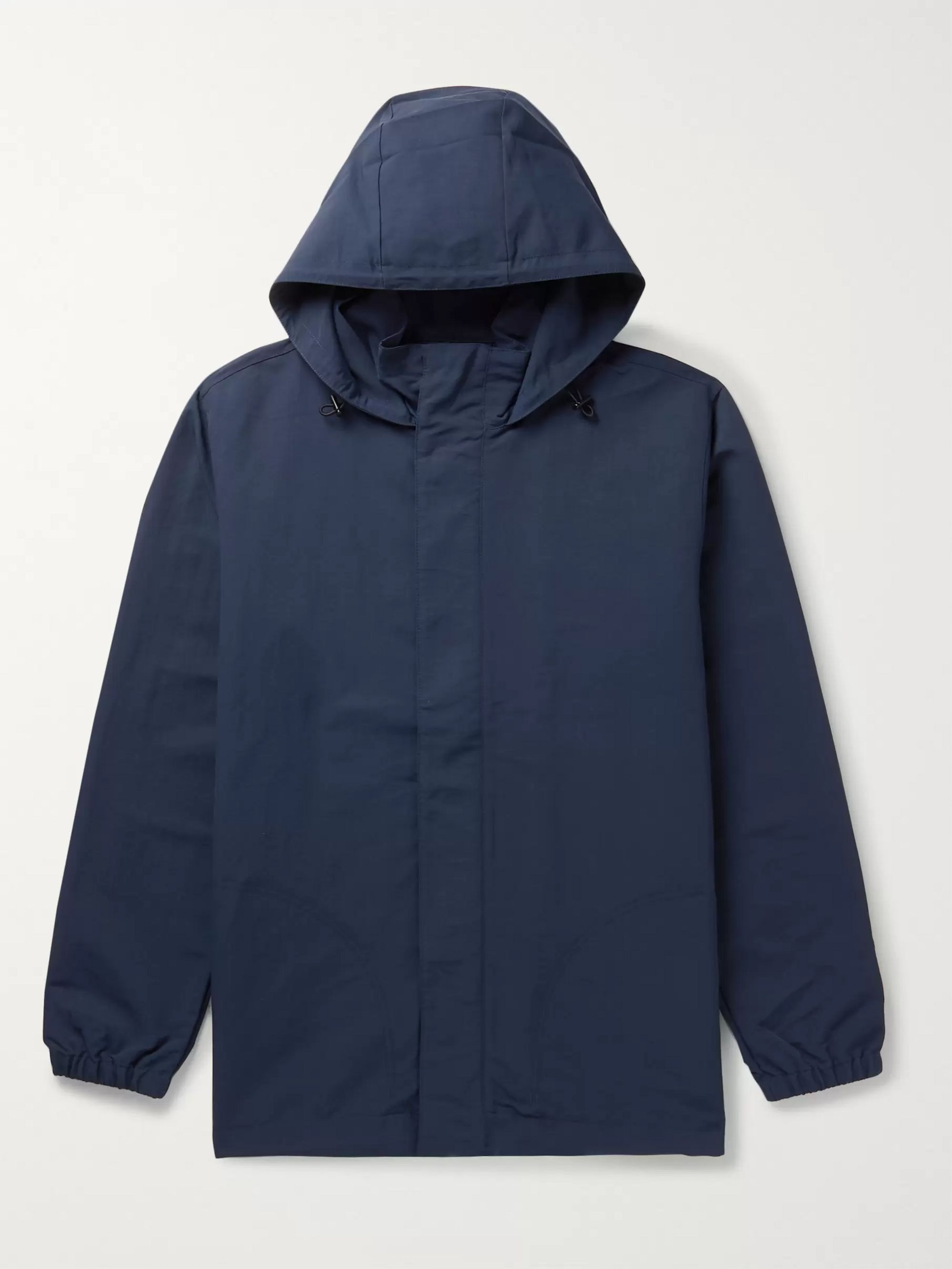 Vans + Pilgrim Surf Embroidered Nylon Hooded Jacket