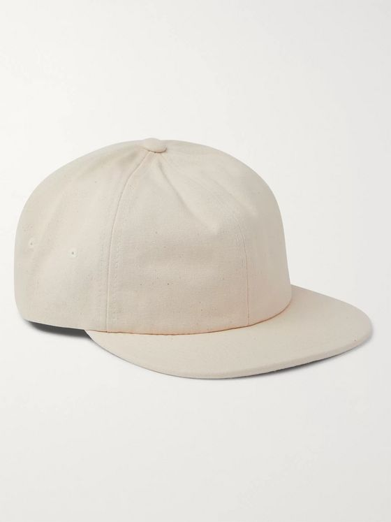 Vans + Pilgrim Surf + Supply Cotton-Canvas Baseball Cap