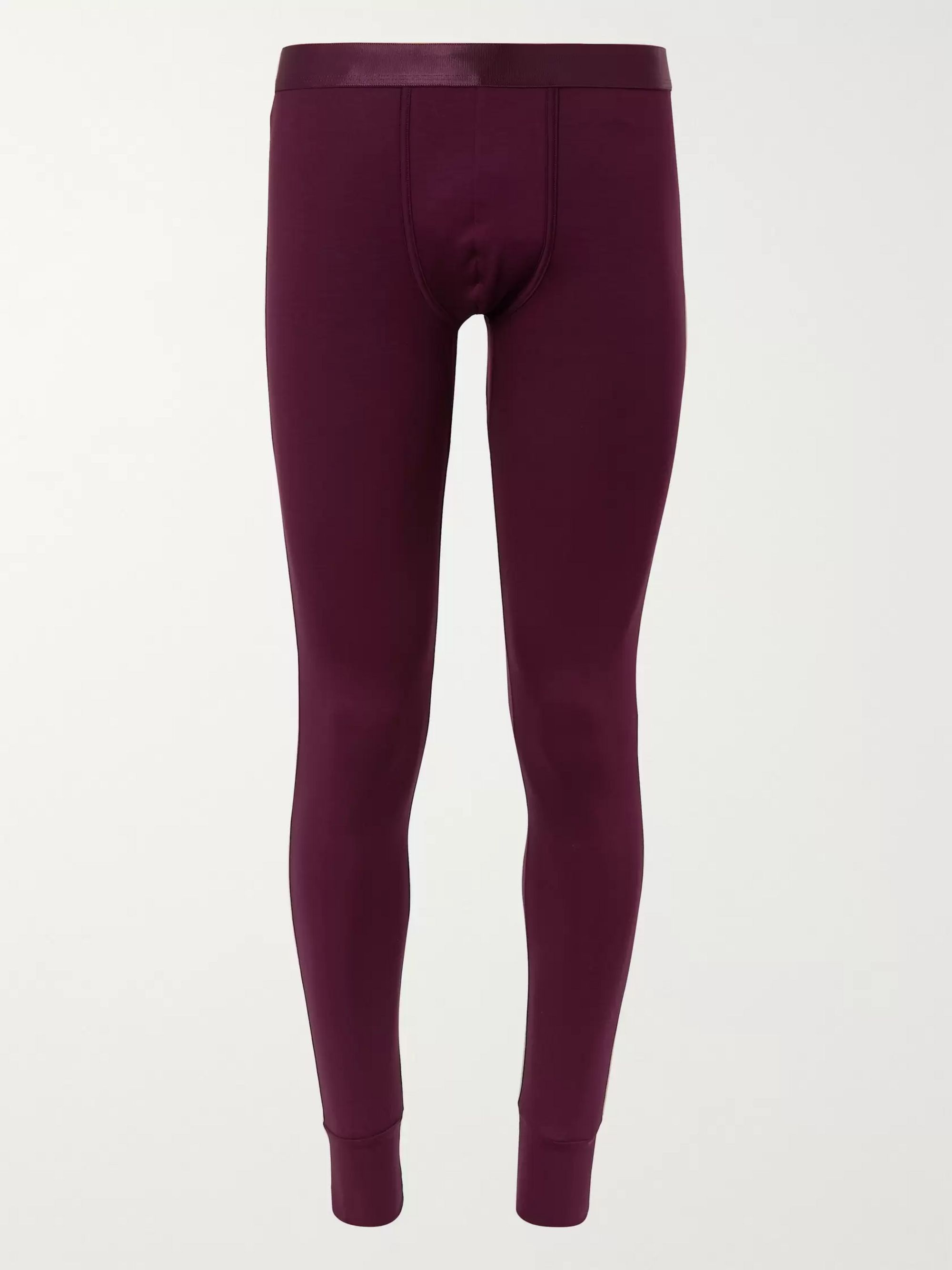 CDLP Stretch-Lyocell Tights