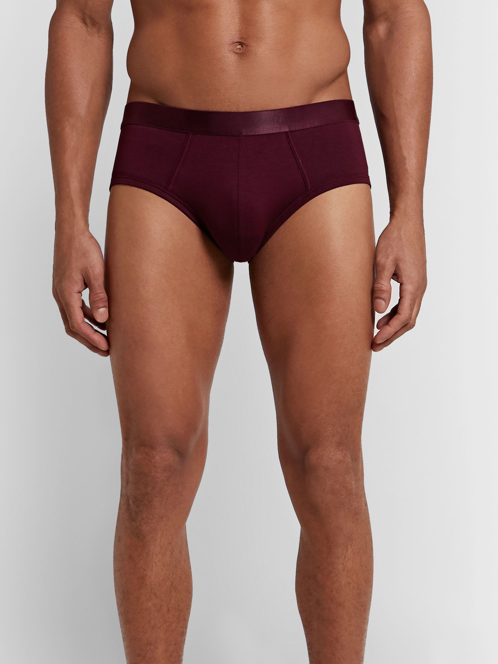 CDLP Stretch-Lyocell Briefs