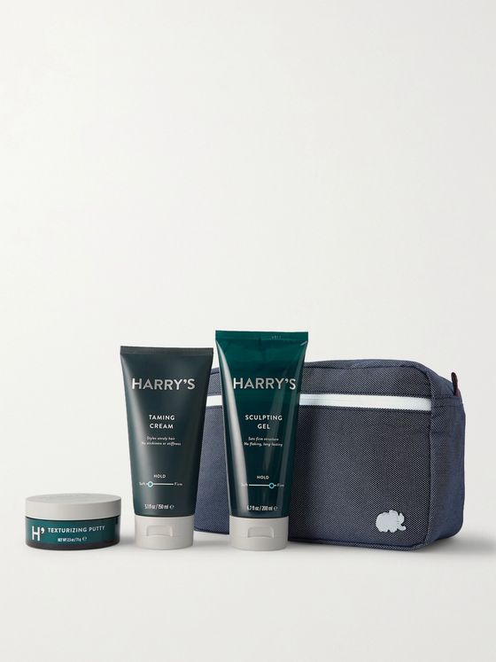 Harry's Hair Bundle Travel Set