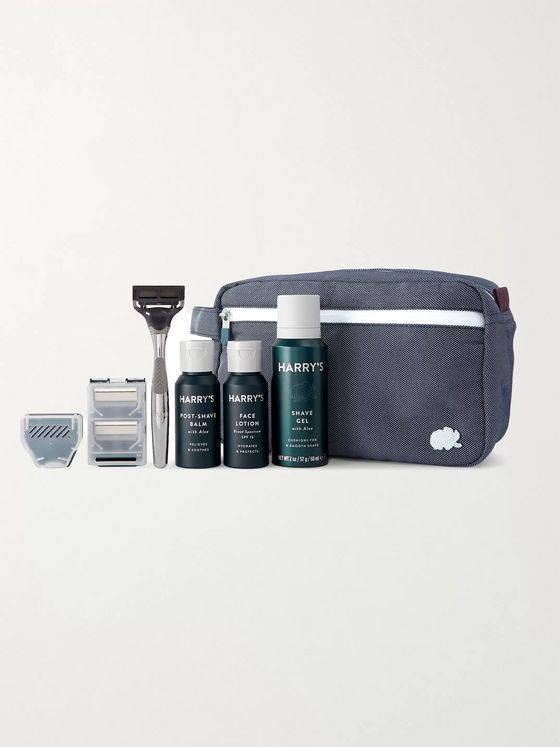 Harry's Travel Bundle Shave Set