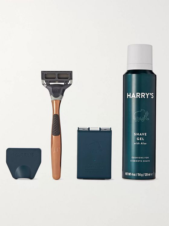 Harry's Copper Winston Shave Set