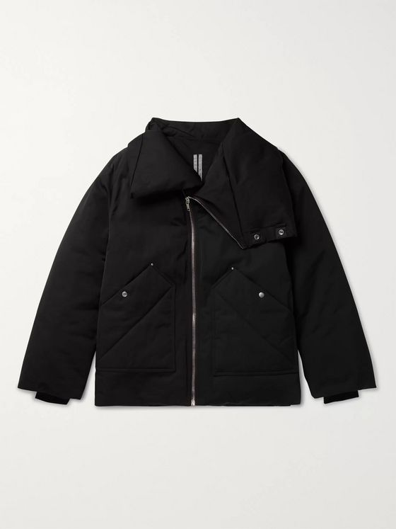 Rick Owens Shell Down Jacket