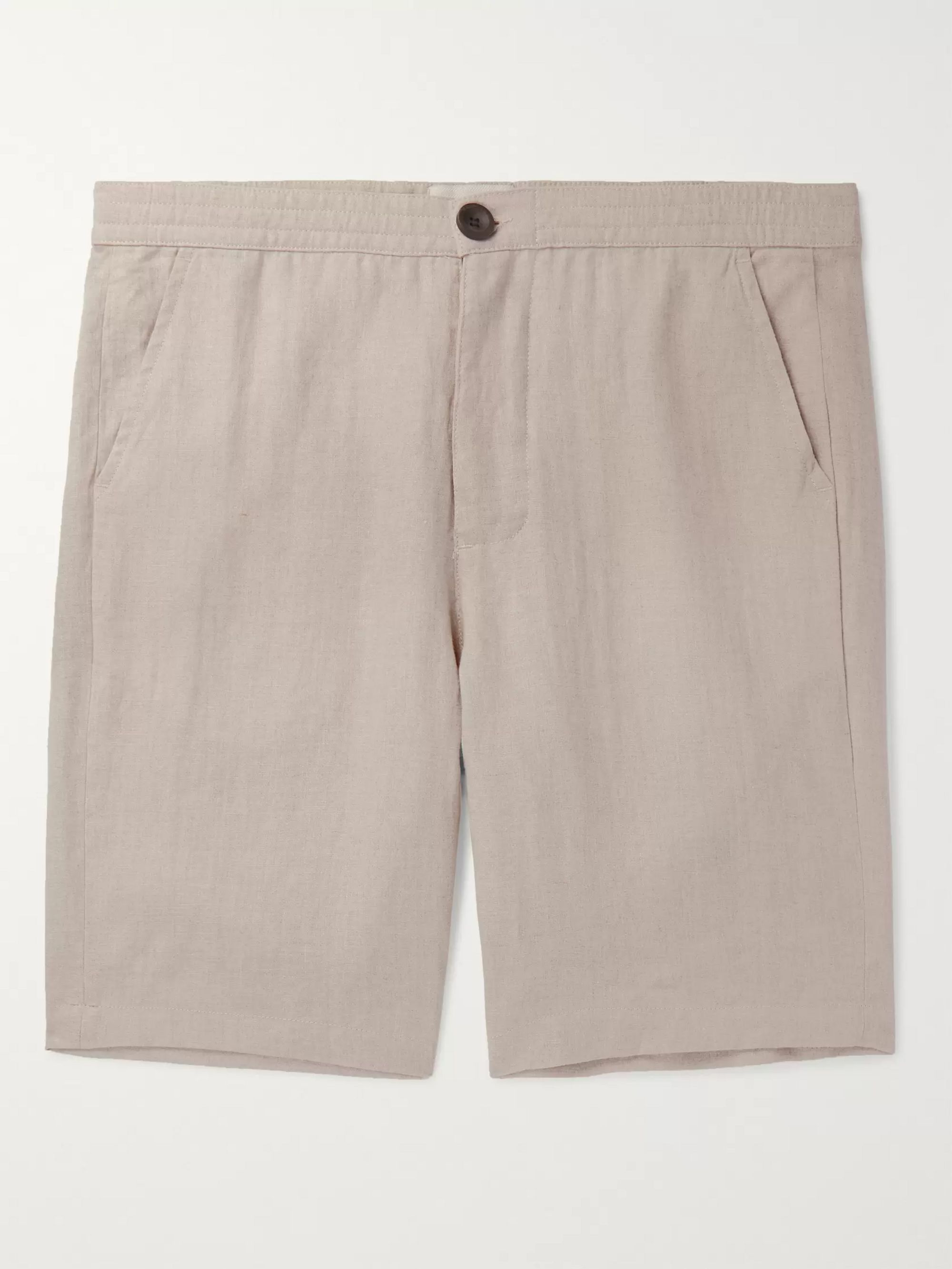 Linen Shorts by Oliver Spencer