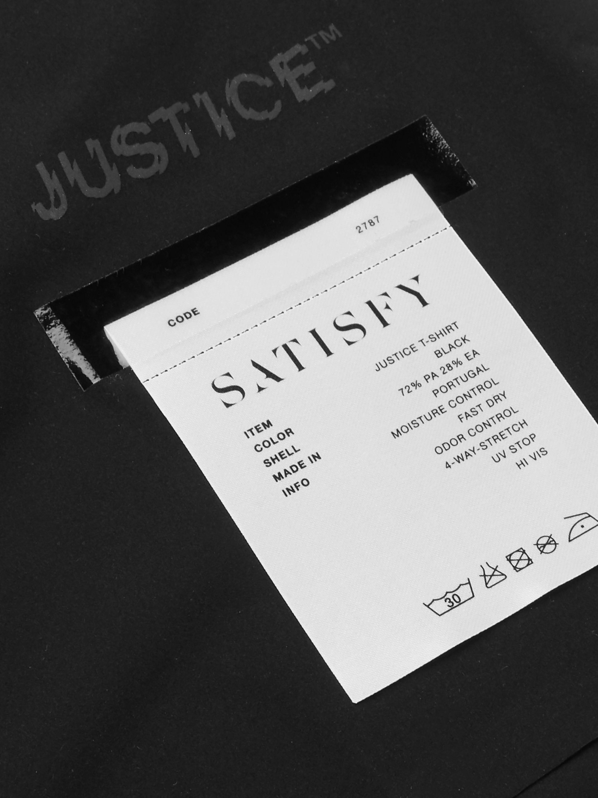 Satisfy Justice Stretch-Jersey T-Shirt