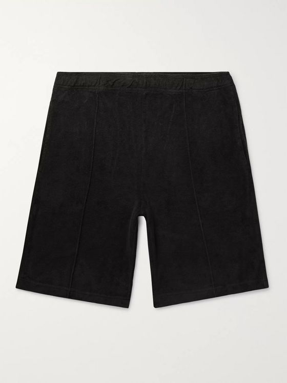 Stüssy Cotton-Terry Drawstring Shorts