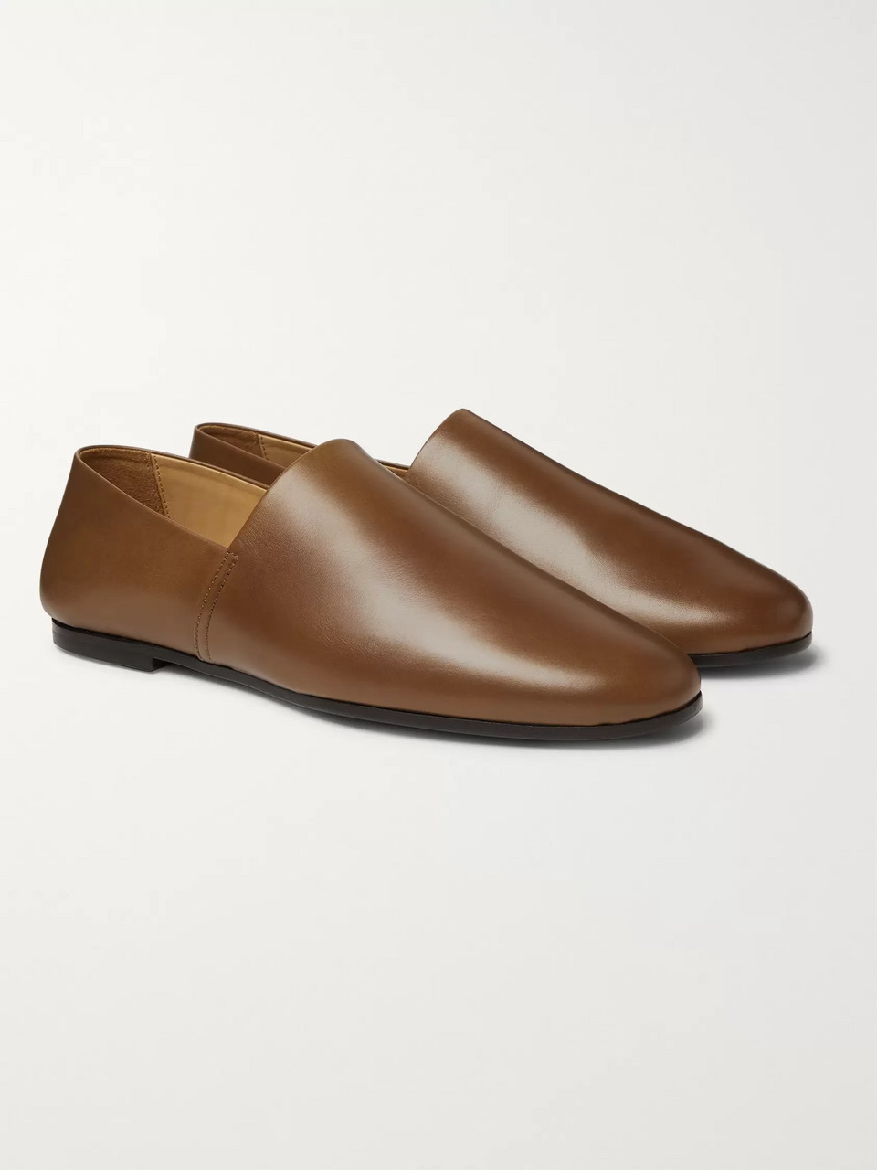 Sandro Leather Loafers
