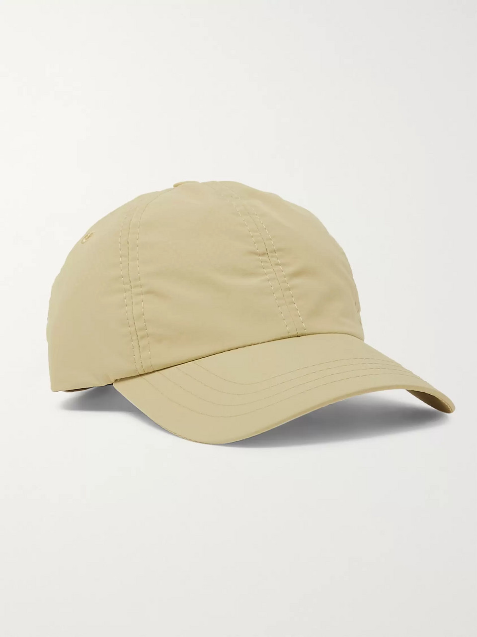 Folk Satin-Twill Baseball Cap