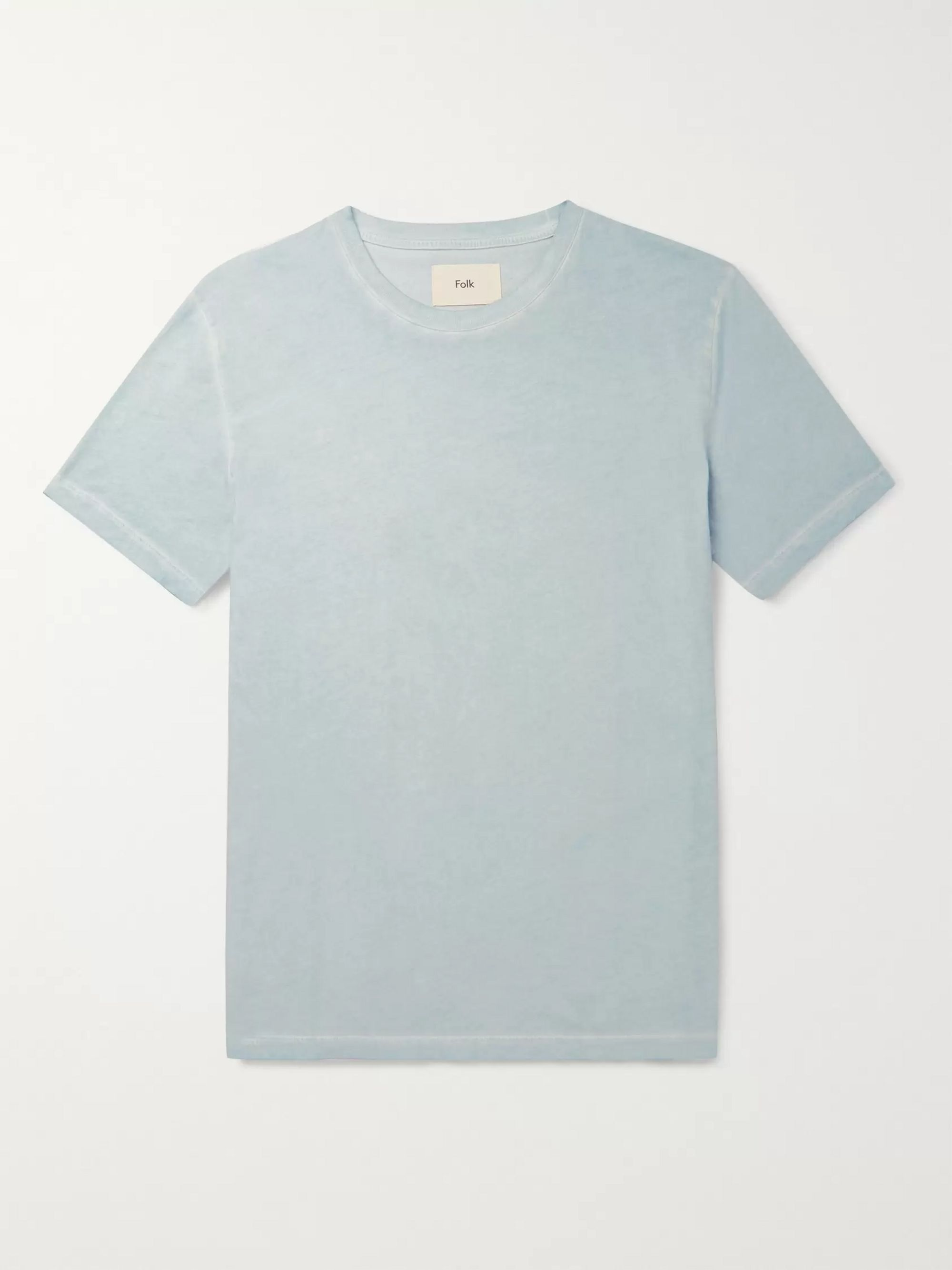 Assembly Cotton Jersey T Shirt by Mr Porter