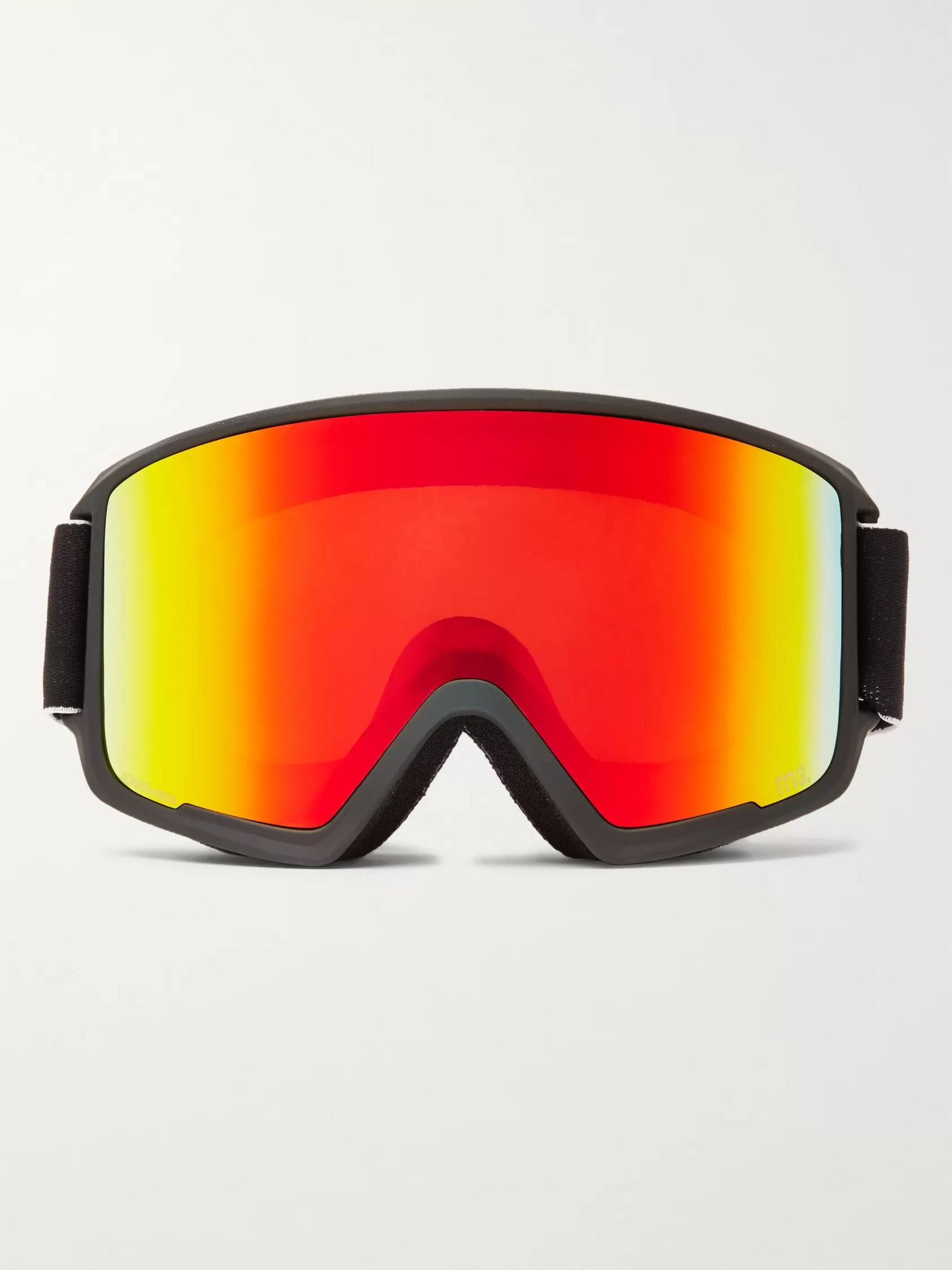 Anon M3 Ski Goggles and Stretch-Jersey Face Mask