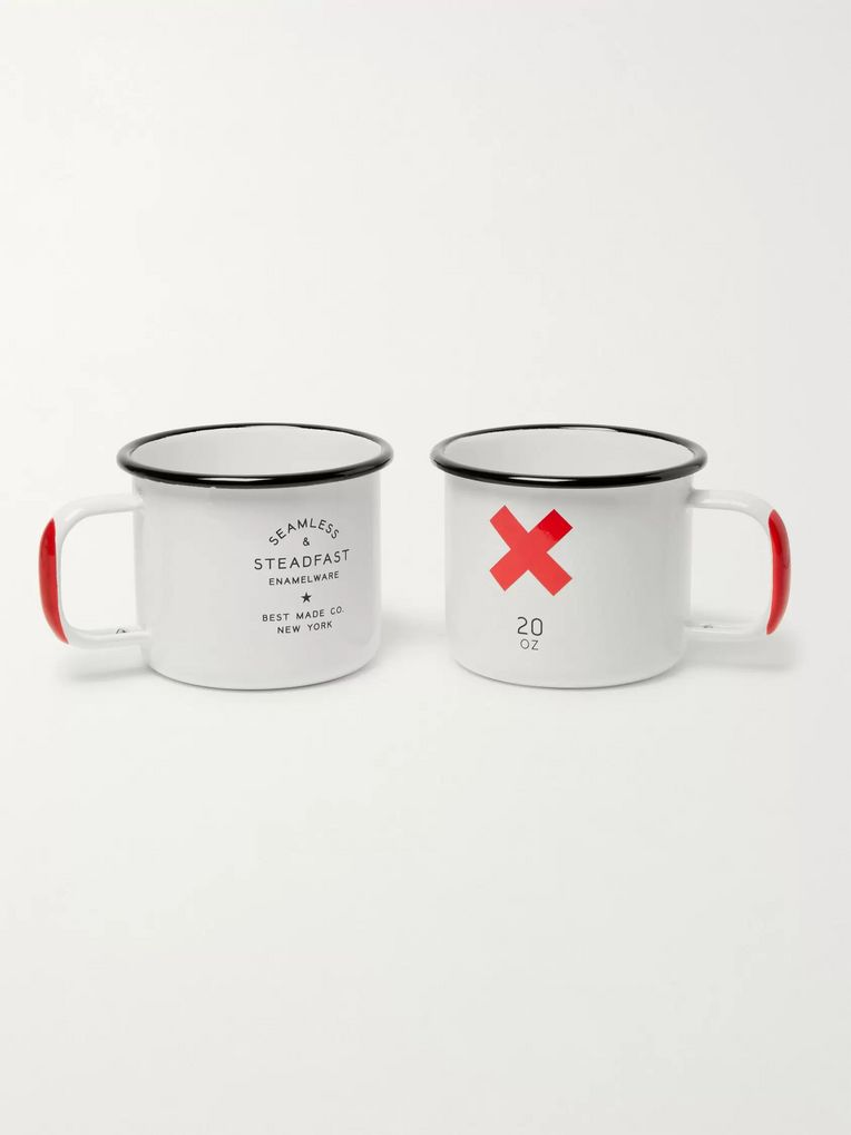 Best Made Company Enamel Mug Set