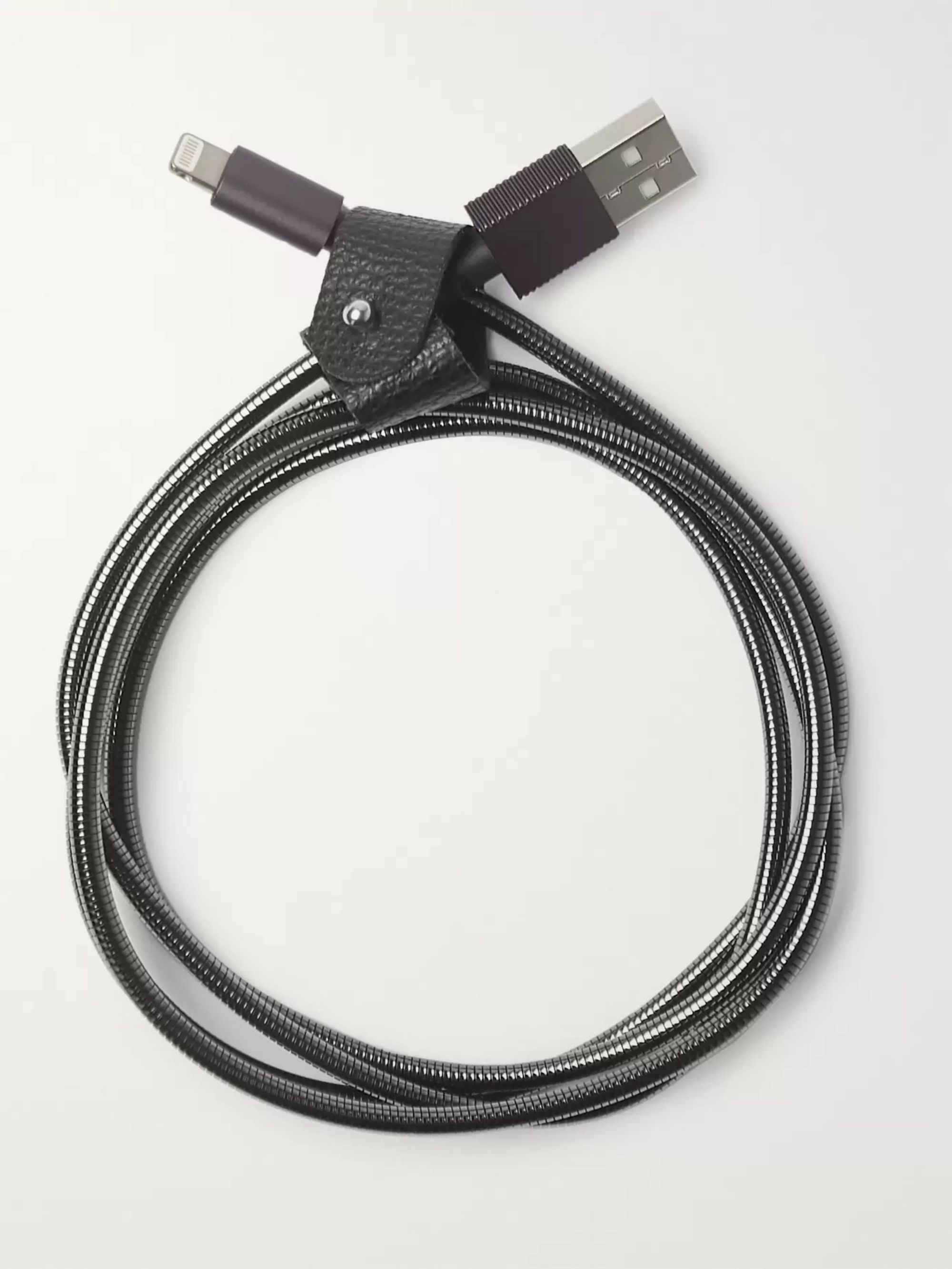 Native Union + Tom Dixon Coil Lightning Cable