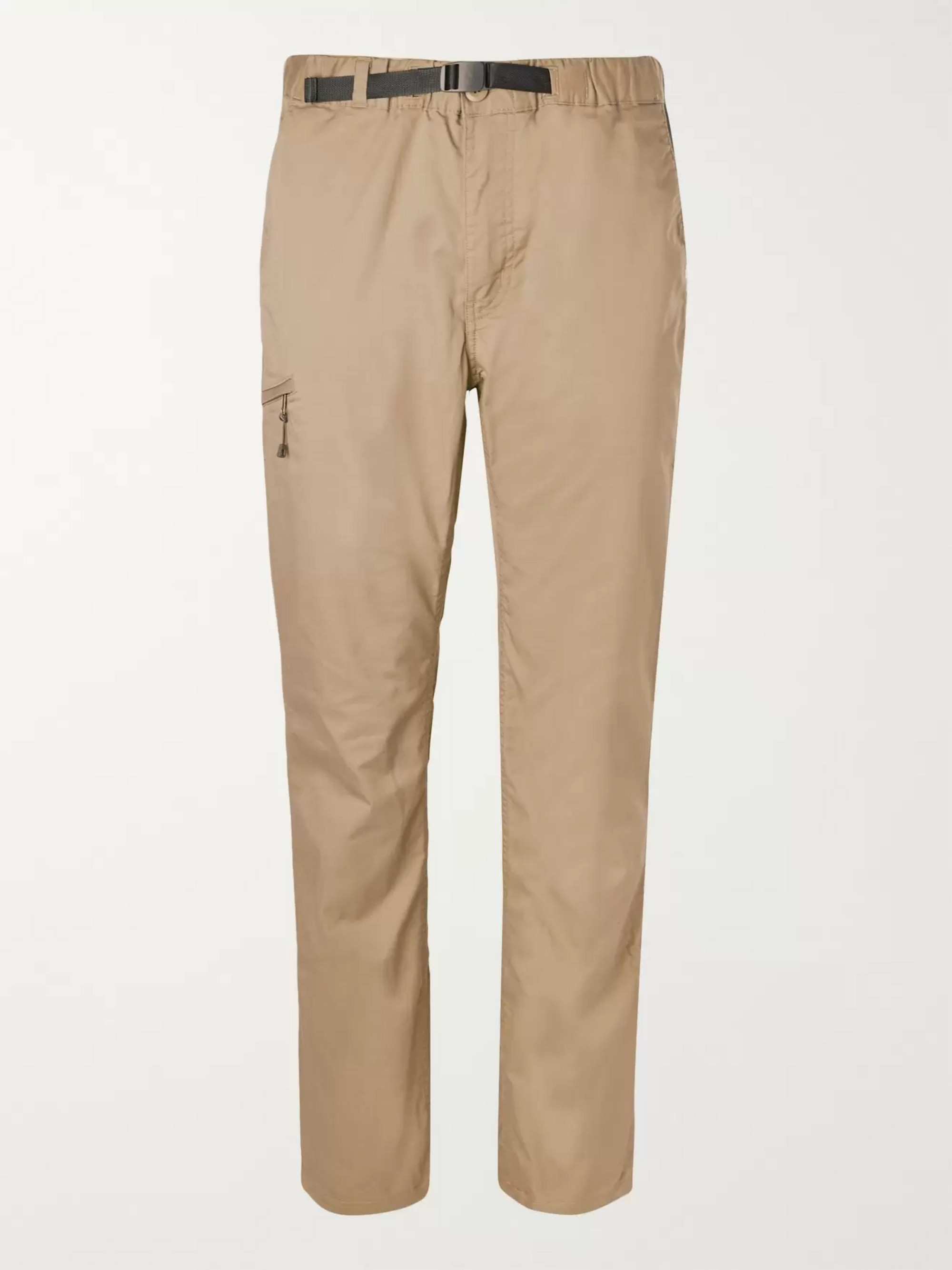 Patagonia Performance GI IV Organic Cotton-Blend Twill Trousers