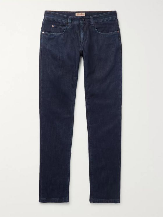 LORO PIANA Stretch-Denim Jeans