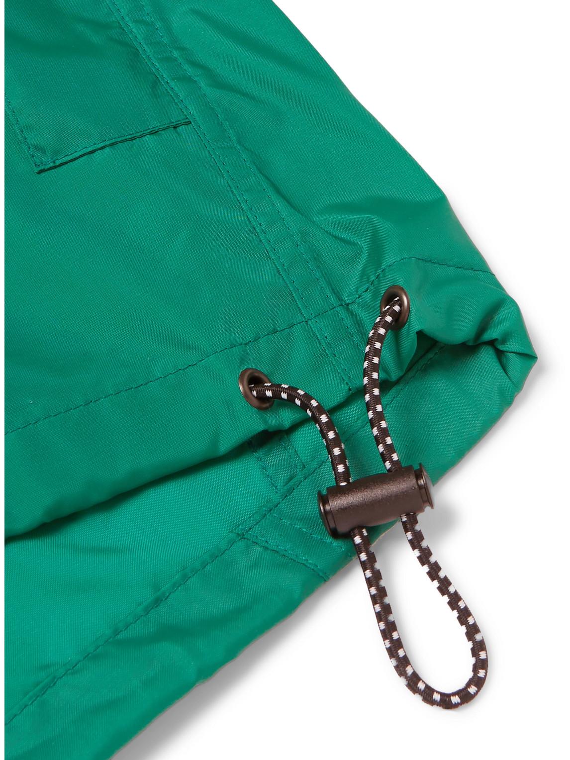 Balenciaga Jackets COLOUR-BLOCK SHELL HOODED JACKET