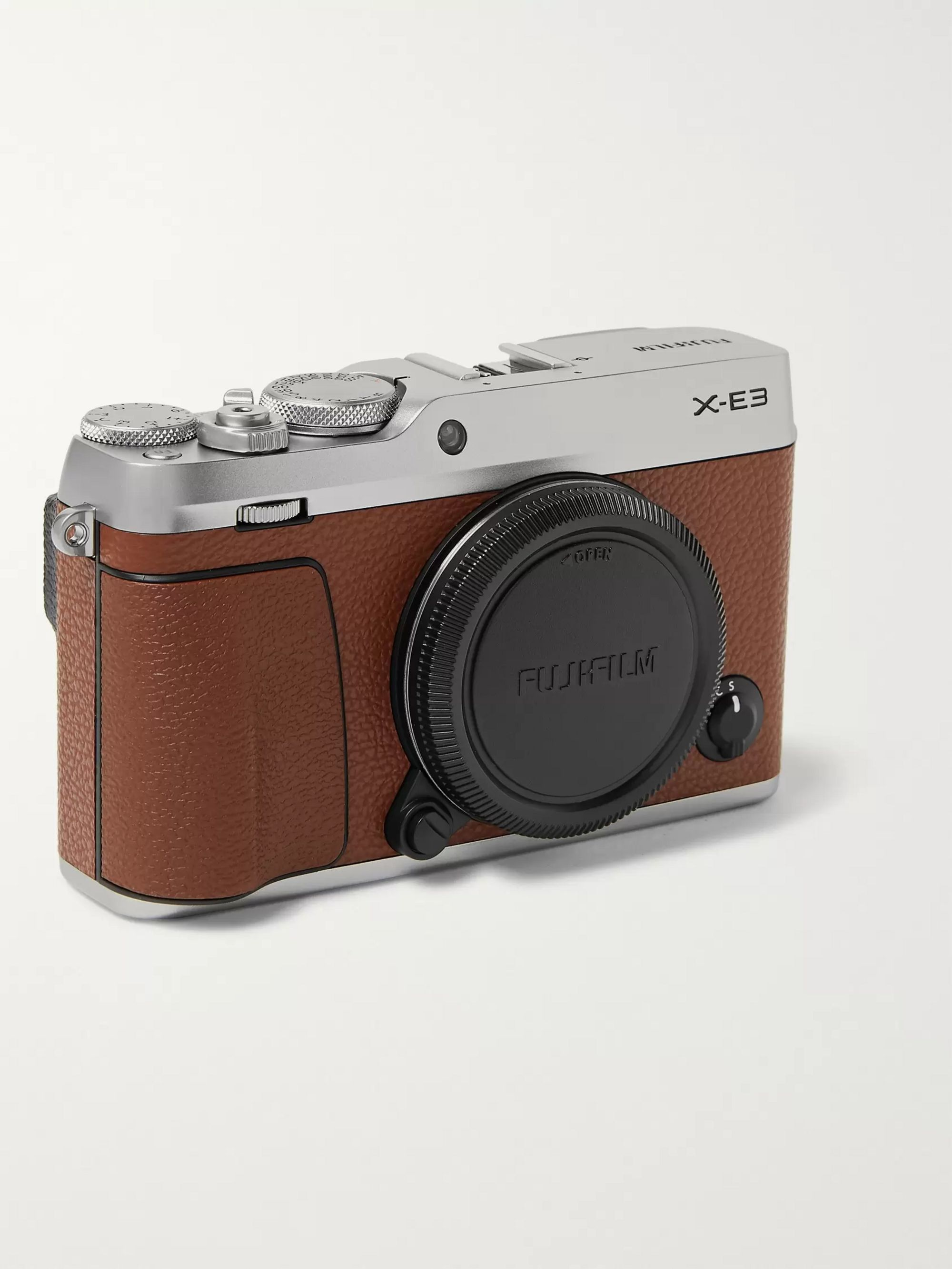 Fujifilm X-E3 Compact Camera with 18-55mm Lens