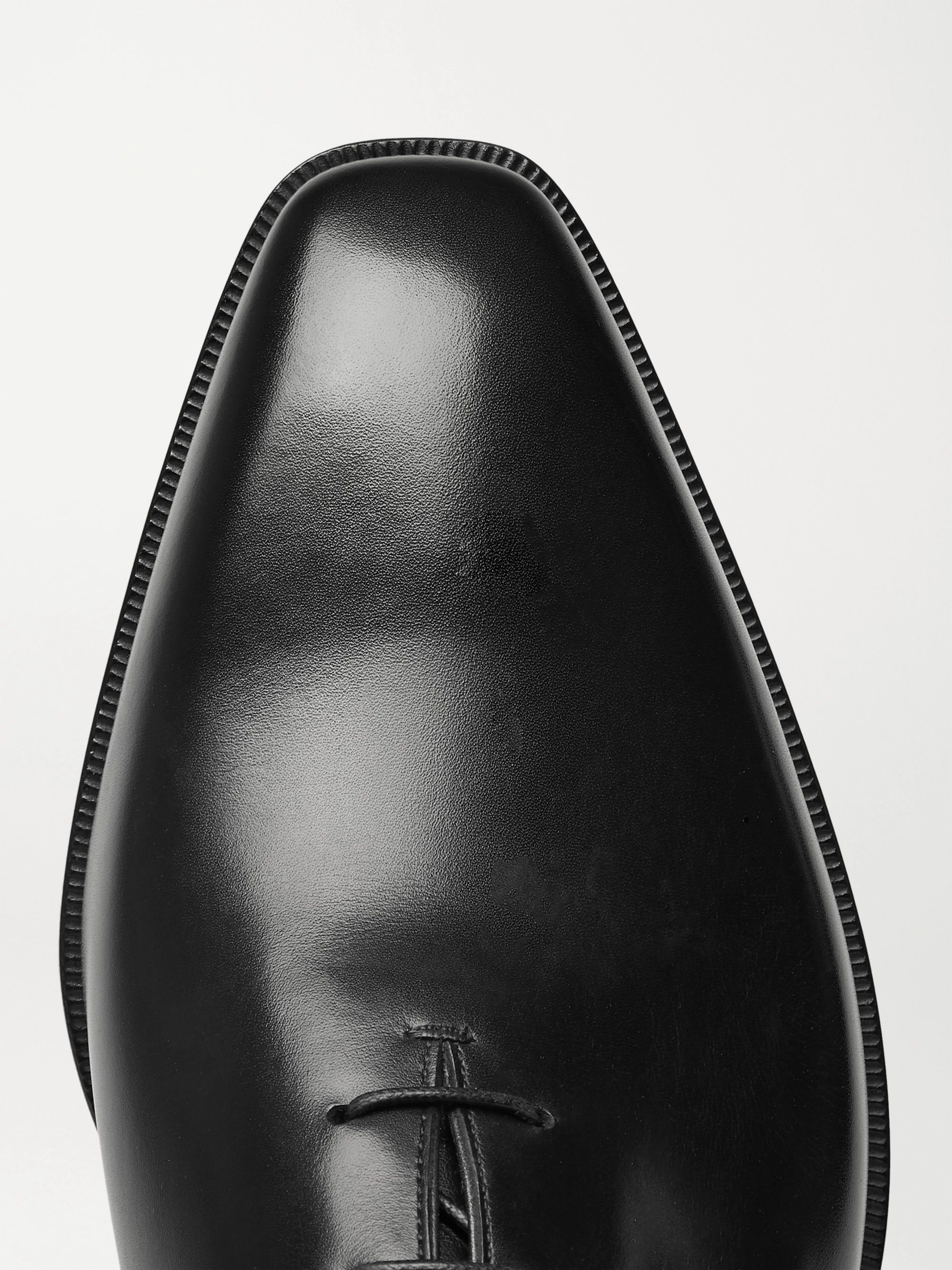 Berluti Alessandro Démesure Whole-Cut Leather Oxford Shoes