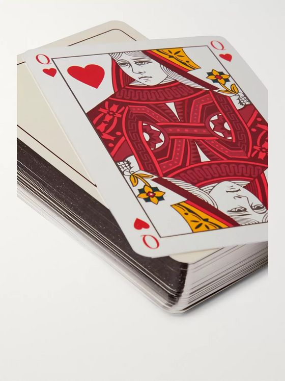 Berluti Two-Pack Playing Cards
