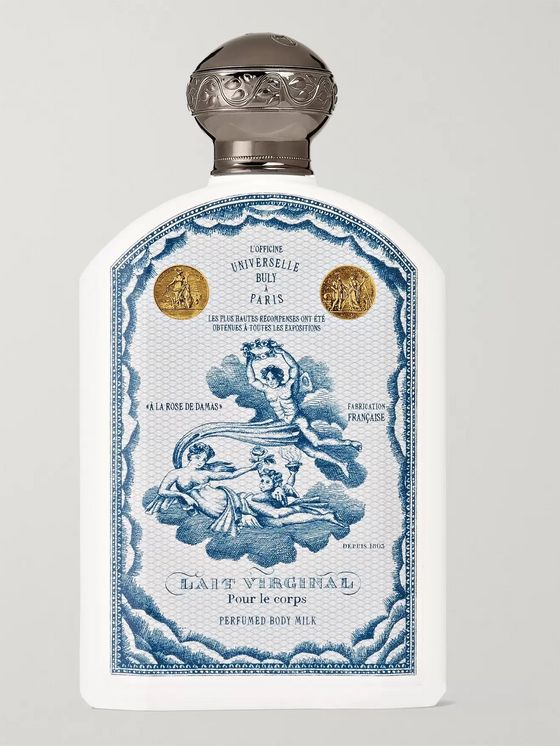 Buly 1803 Lait Virginale Damask Rose Body Milk, 220ml