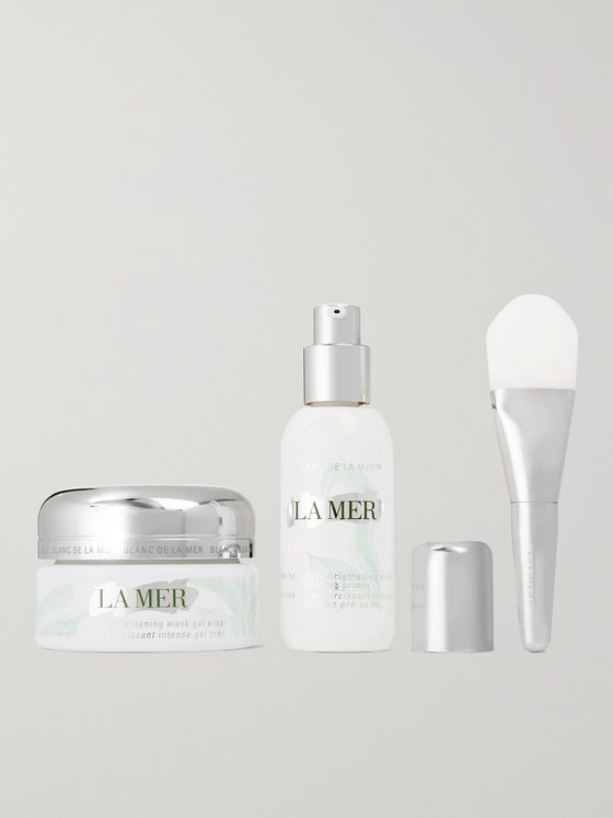 La Mer The Brilliance Brightening Facial Set