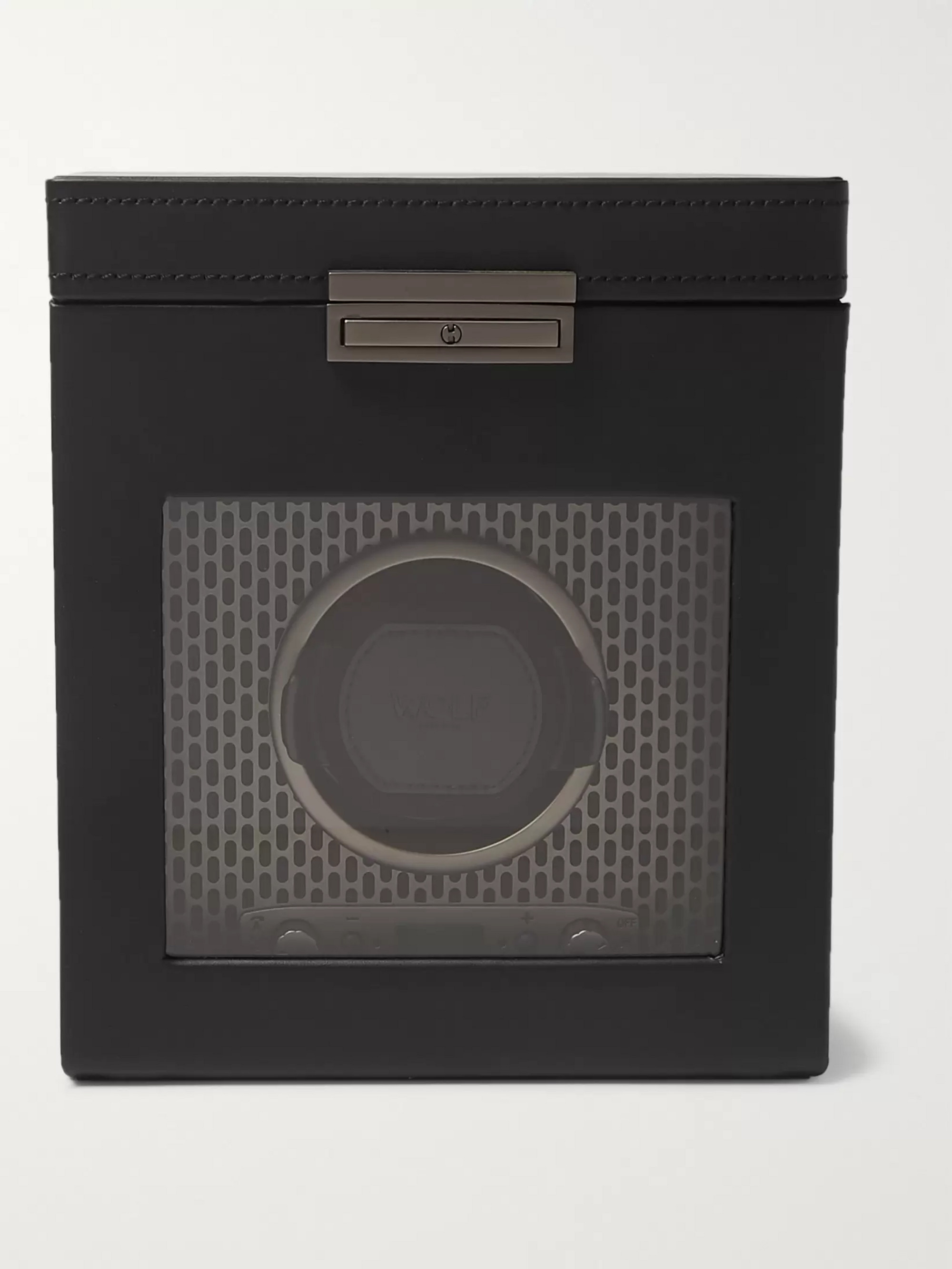 WOLF Axis Single Watch Winder