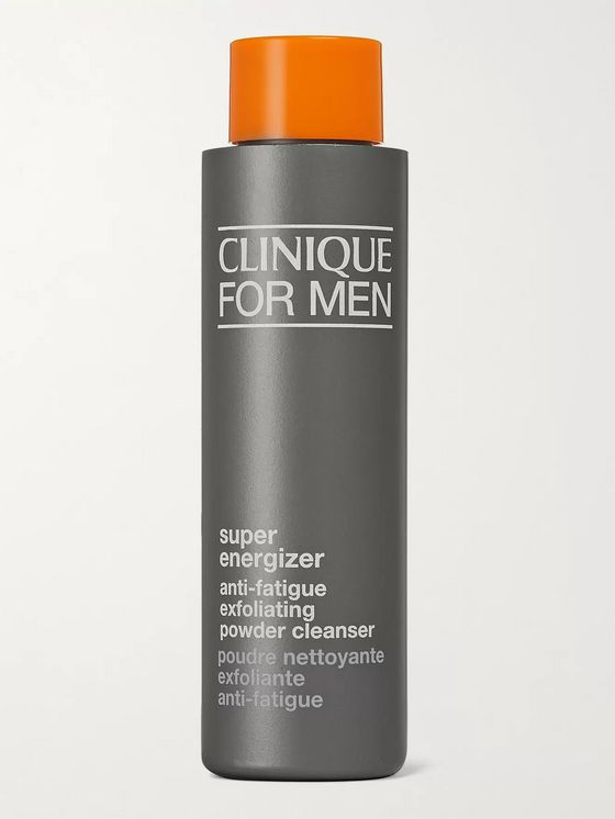 Clinique For Men Super Energizer™ Anti-Fatigue Exfoliating Powder Cleanser, 50g