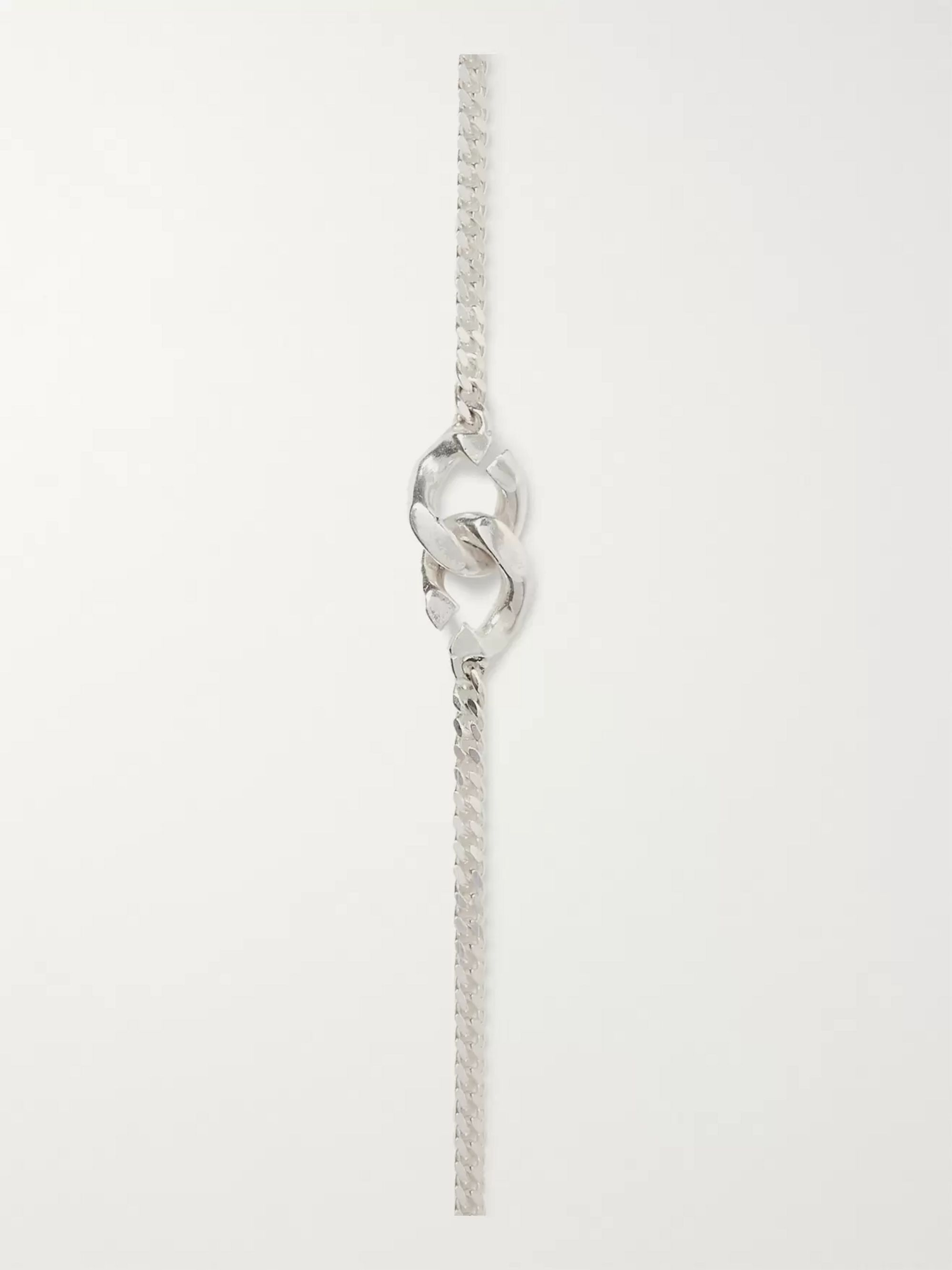 Bunney Sterling Silver Chain Necklace