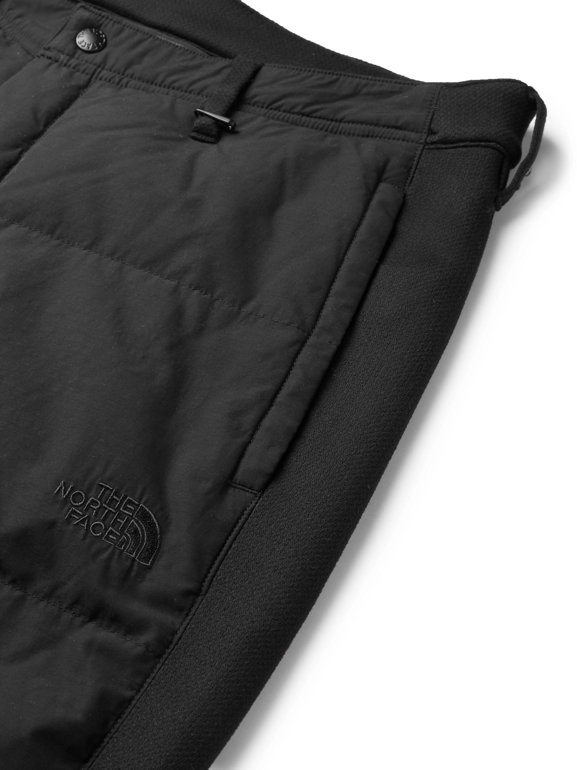 The North Face City Quilted Shell and Tech-Jersey Down Trousers