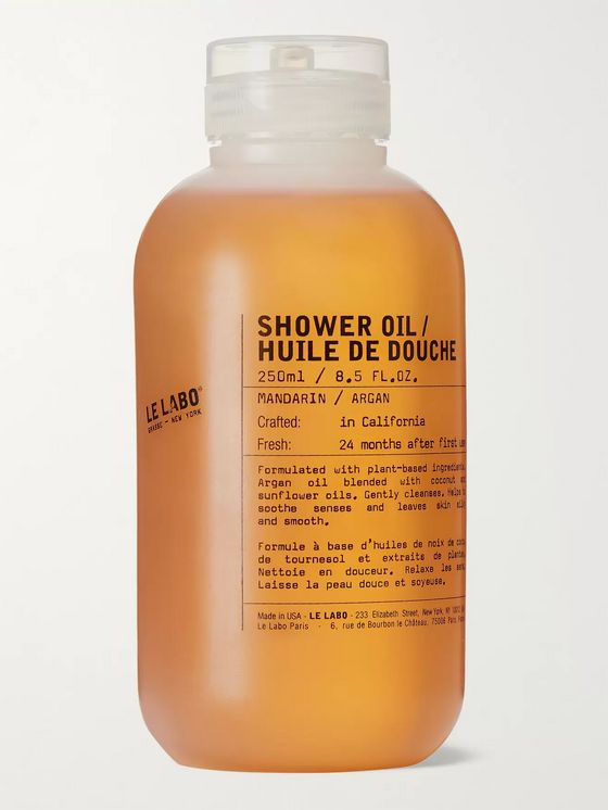 Le Labo Shower Oil - Mandarin, 250ml