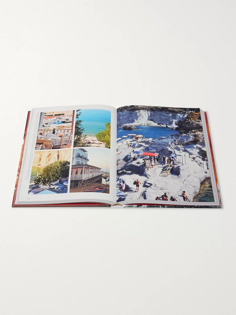 ASSOULINE Italian Chic Hardcover Book