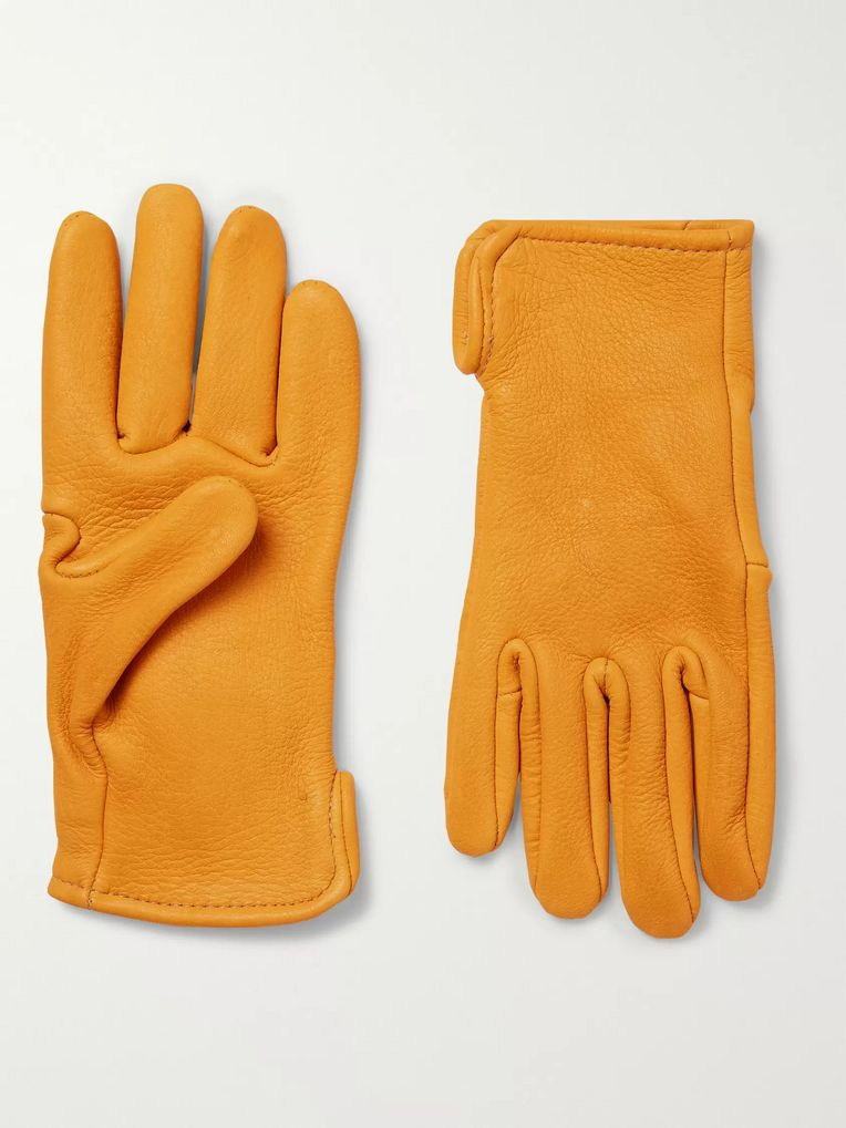 Best Made Company Roper Leather Gloves