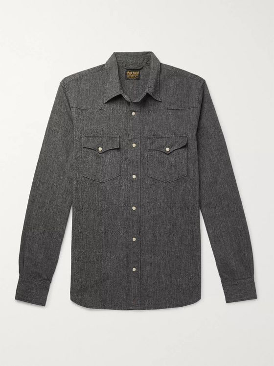 Kingsman + Jean Shop Denim Shirt