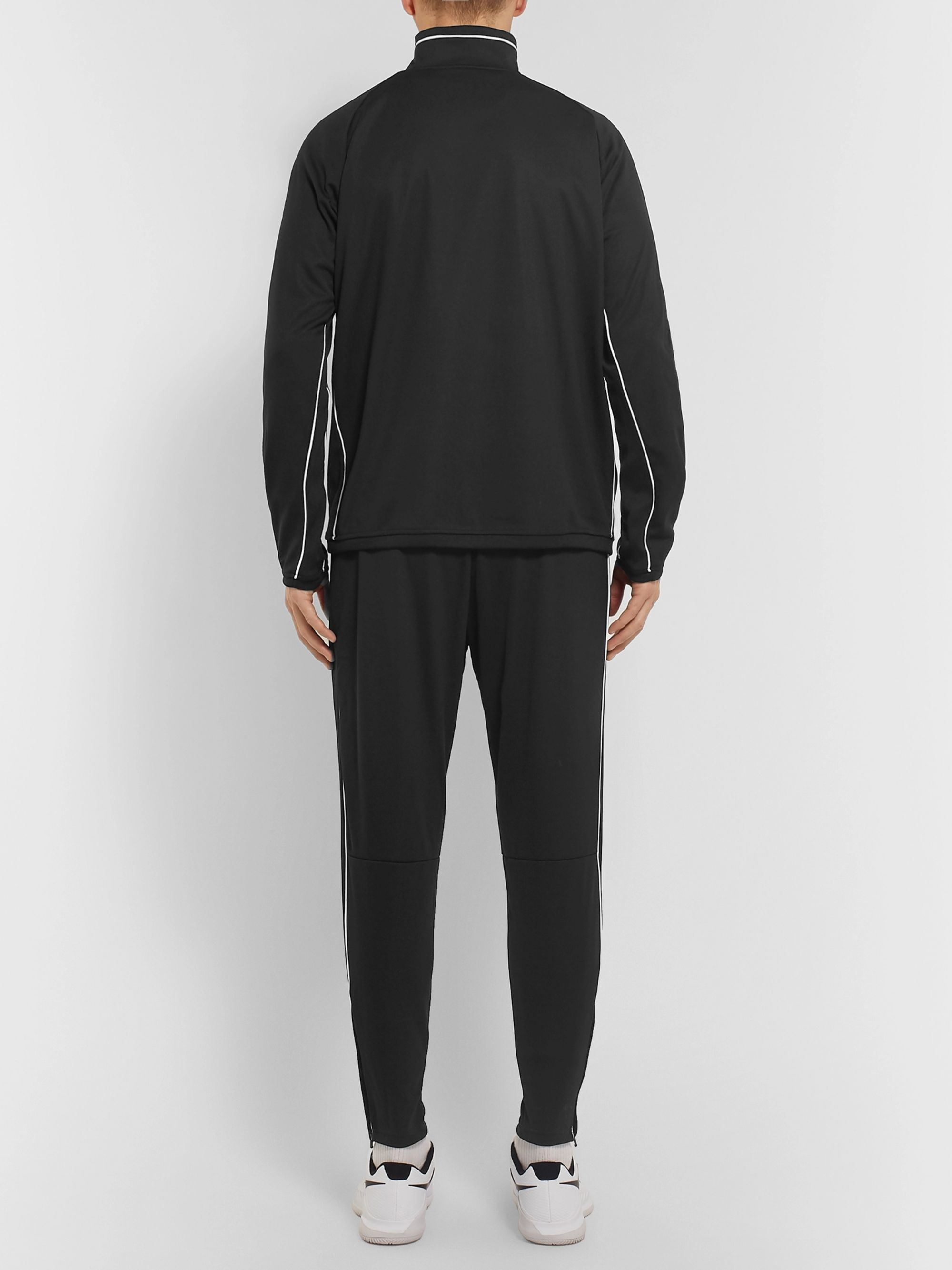 Nike Tennis NikeCourt Warm-Up Piqué Tracksuit