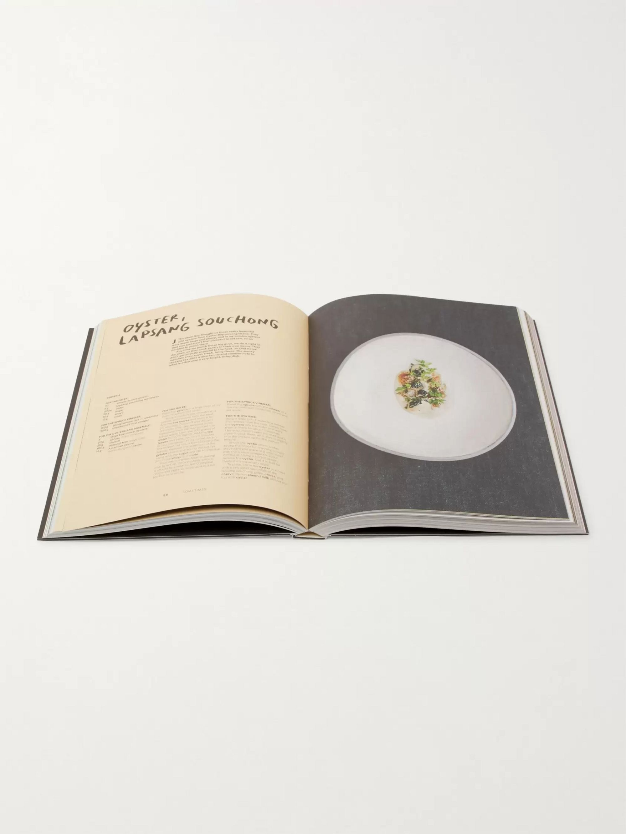 Phaidon A Very Serious Cookbook: Contra Wildair Hardcover Book