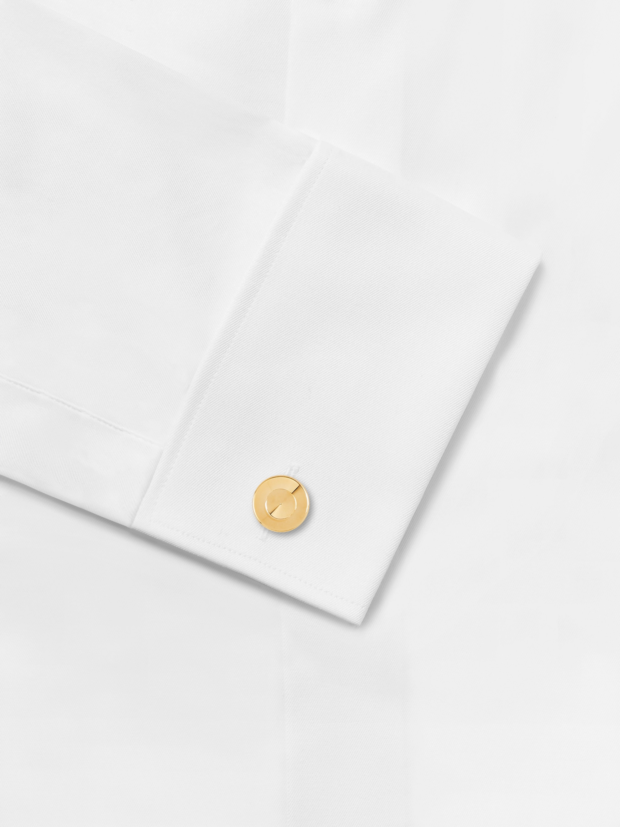 Alice Made This Alvar Gold-Plated Cufflinks