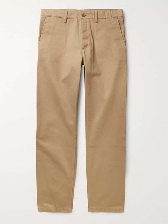 Norse Projects Aros Cotton-Drill Chinos