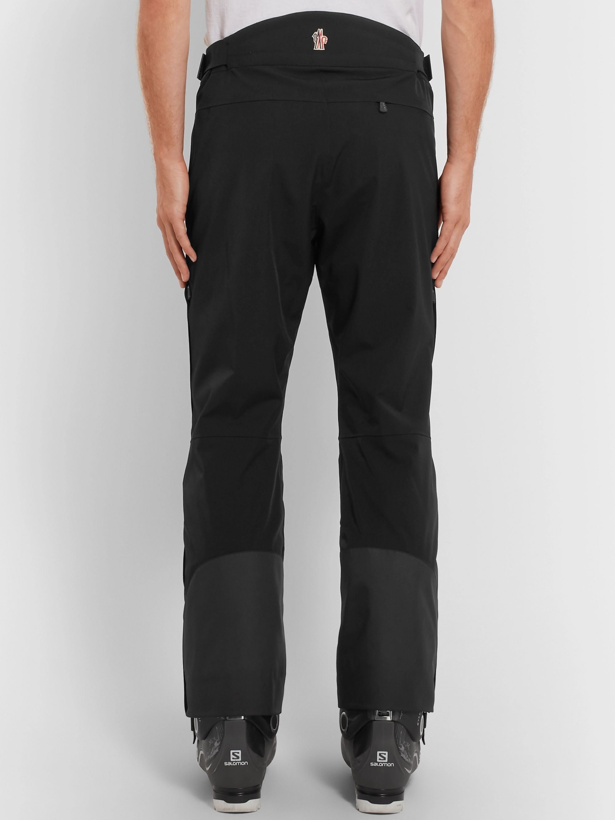 Moncler Grenoble Stretch Ski Trousers