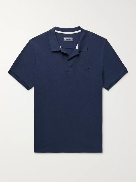 Vilebrequin Cotton-Piqué Polo Shirt
