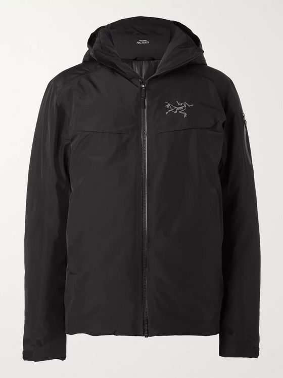 Arc'teryx Macai GORE-TEX Hooded Down Jacket