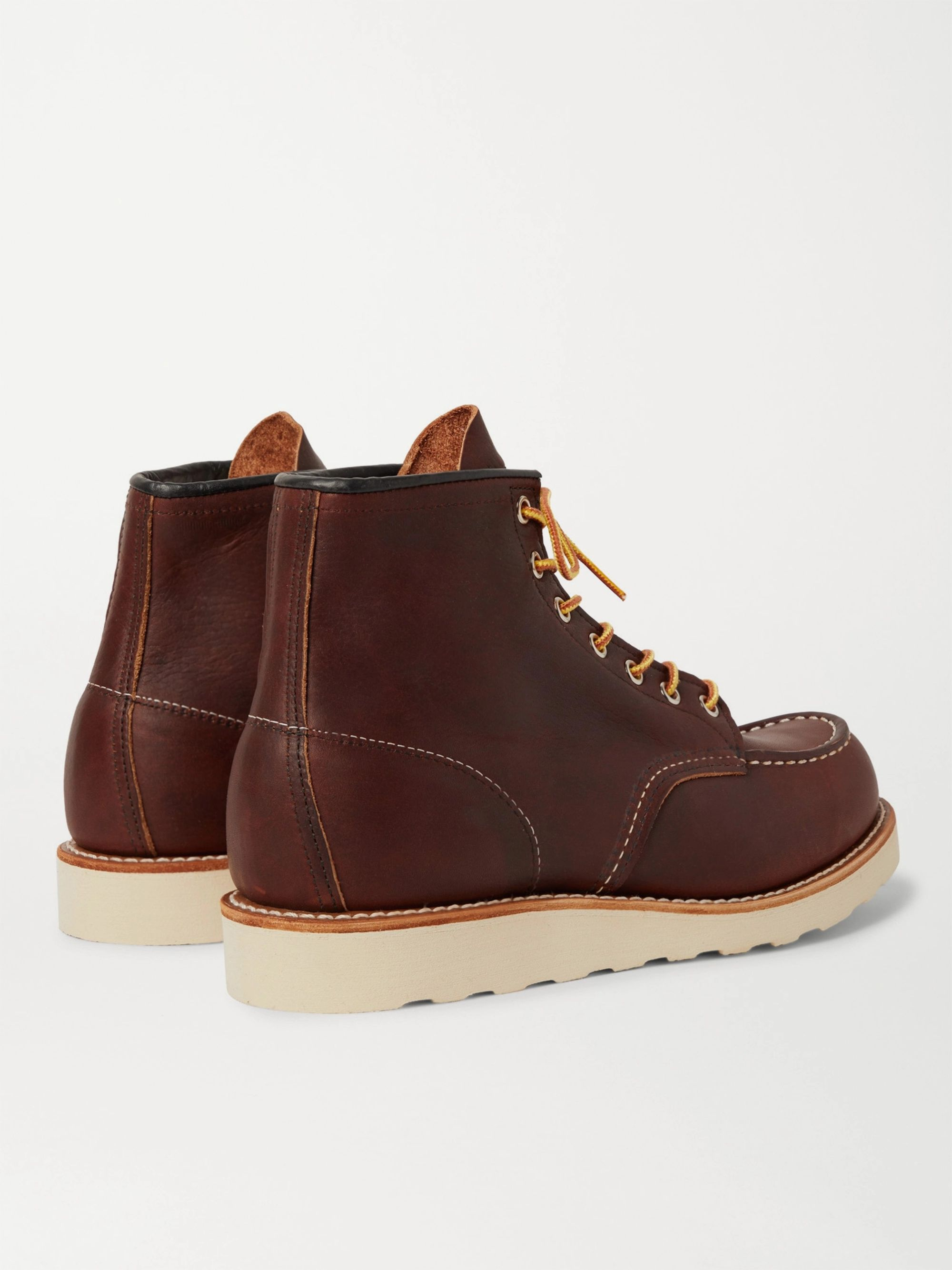 Red Wing Shoes 8138 Moc Leather Boots